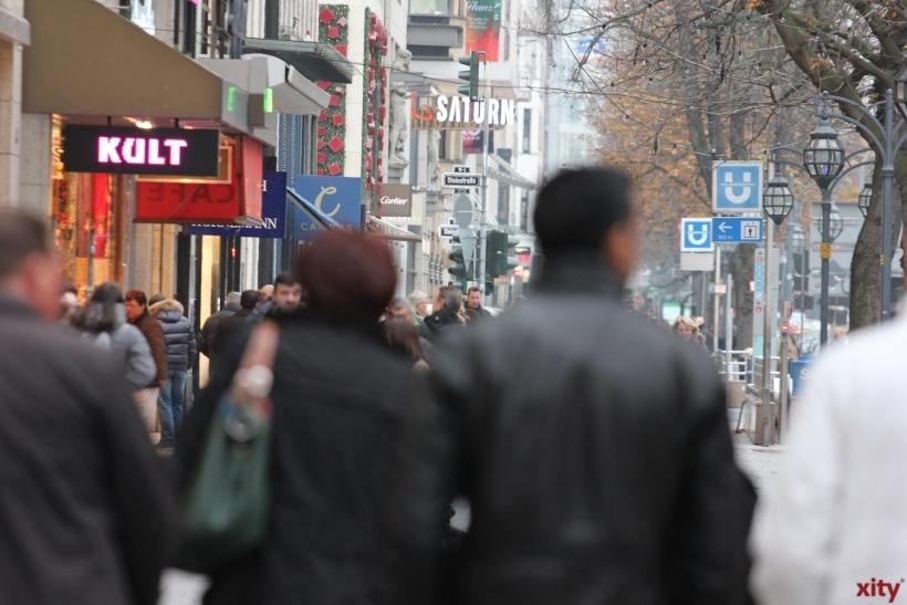 Erhebung des Einzelhandels in Düsseldorf ist gestartet (Foto: xity)