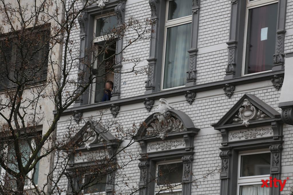 Ein bewaffneter Mann randalierte in einem Hotel in Düsseldorf (Foto: xity)