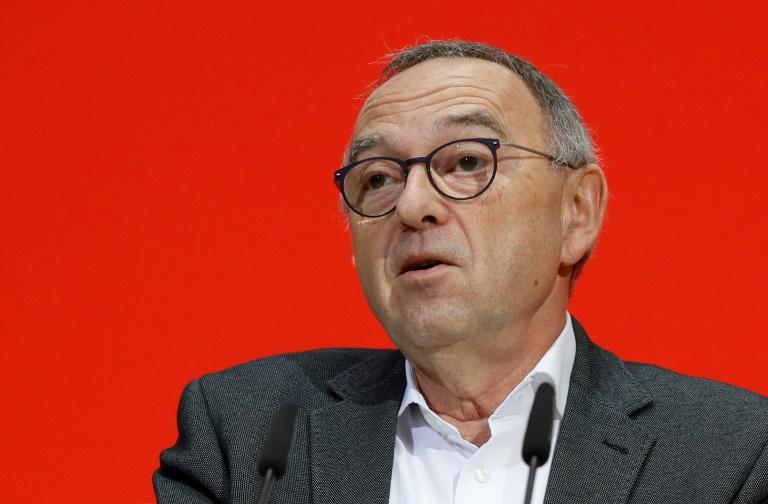 Walter-Borjans: Unterstützung der SPD für Kanzlerwechsel fraglich (© 2020 AFP)