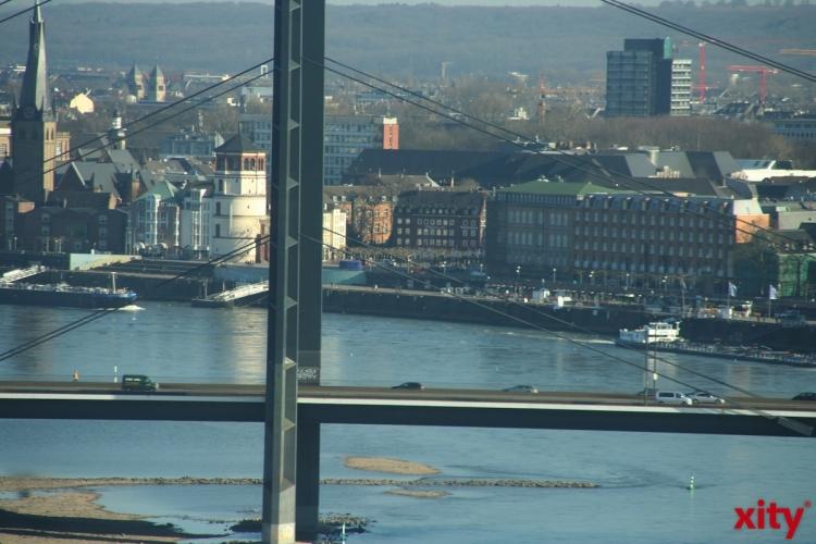 Düsseldorfer Immobilienmarkt stark gefragt: Preise steigen weiter (Foto: xity)