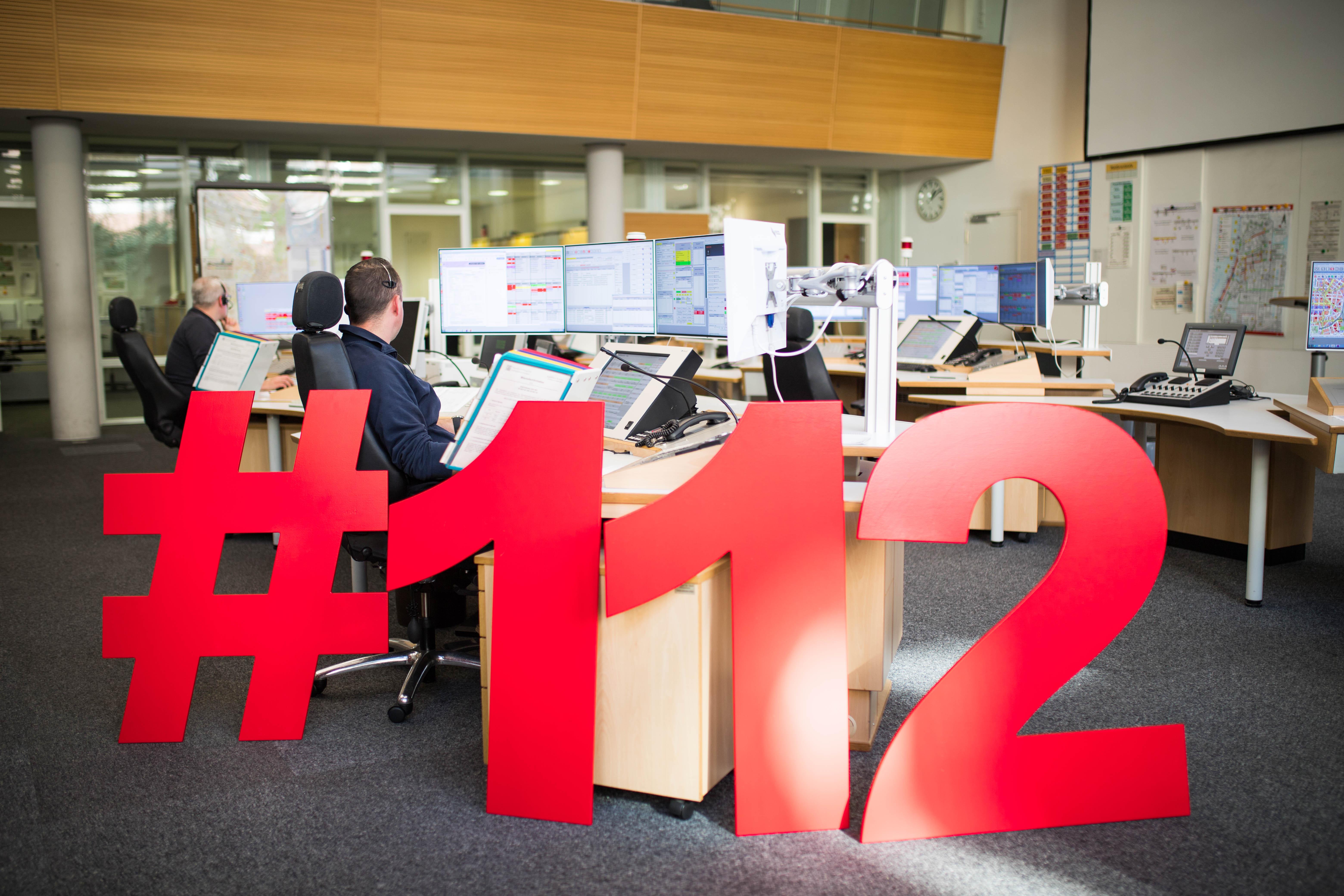 Am bundesweiten Twittergewitter beteiligt sich auch die Düsseldorfer Berufsfeuerwehr (Foto: Feuerwehr Düsseldorf)
