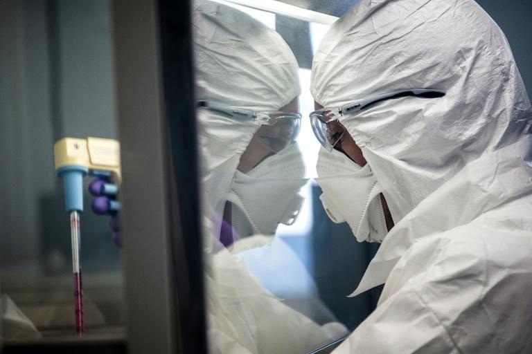 Zwei weitere Coronavirus-Fälle in Bayern (© 2020 AFP)