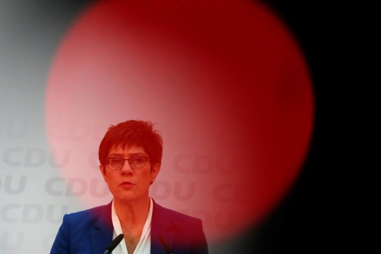 NRW-Landesgruppenchef warnt CDU vor früher Festlegung auf neuen Parteichef (© 2020 AFP)