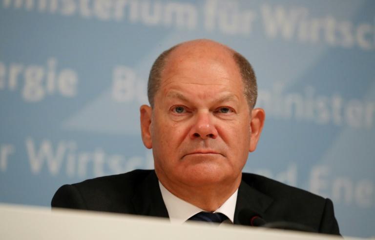 Scholz will Union vom Vorziehen der Entlastung beim Soli überzeugen (© 2020 AFP)