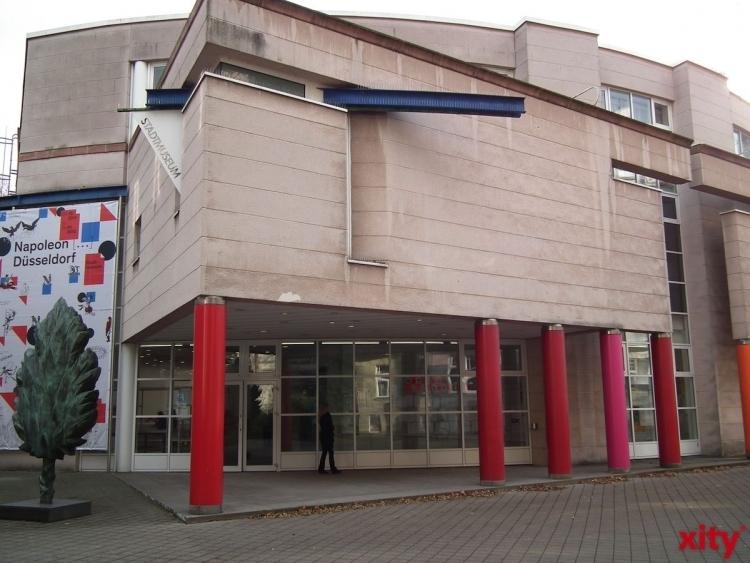 Filmvorführung zur Neuen Nationalgalerie im Stadtmuseum Düsseldorf (Foto: xity)