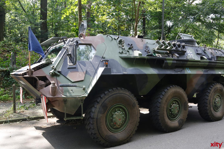Ausbildung und Studium bei der Bundeswehr. (Foto: xity)