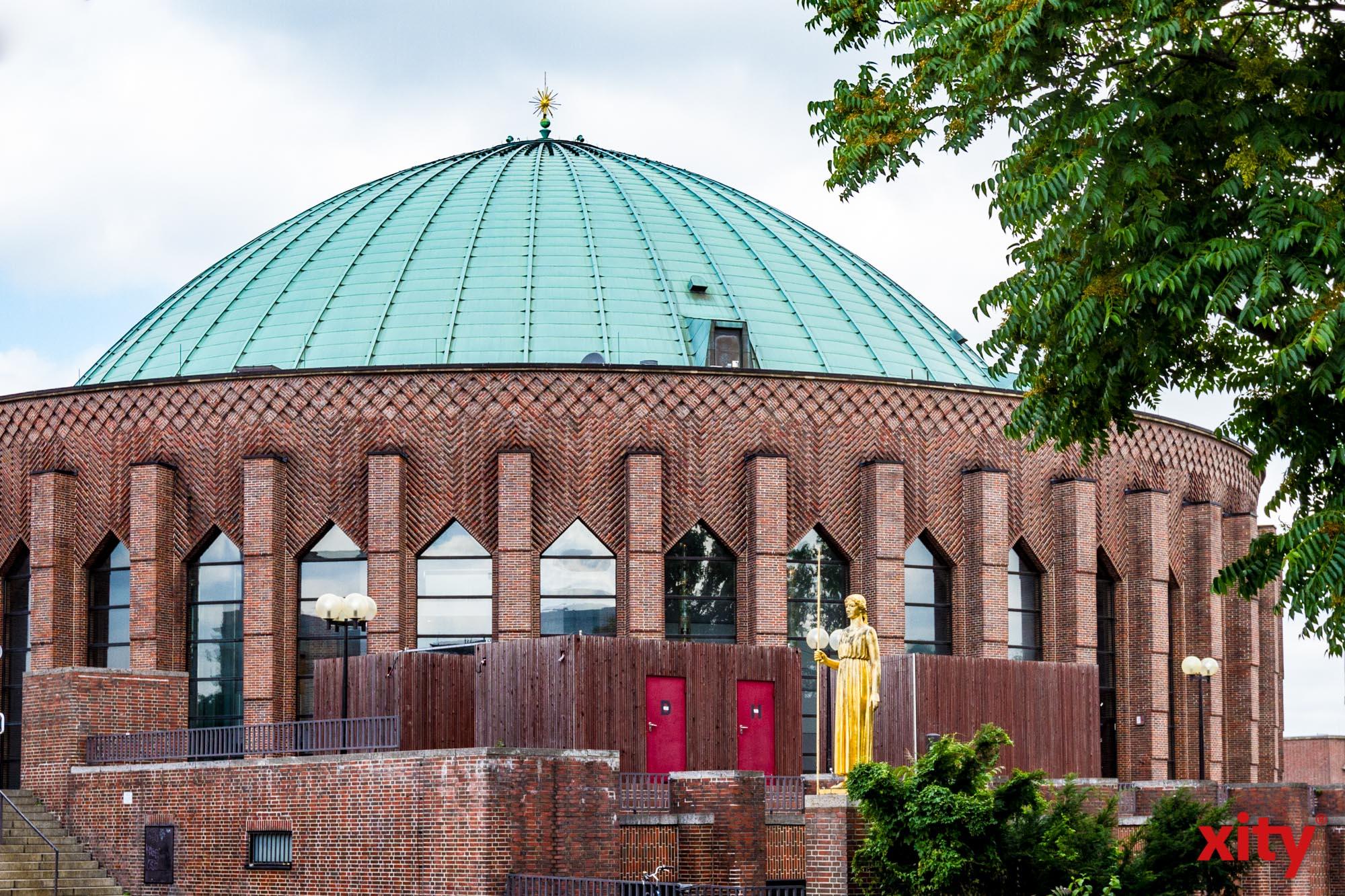 Ufokonzert in der Tonhalle Düsseldorf (Foto: xity)