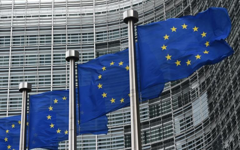 Europa-Politiker fordern schnelle Klärung der Führungsfrage in CDU und Regierung (© 2020 AFP)