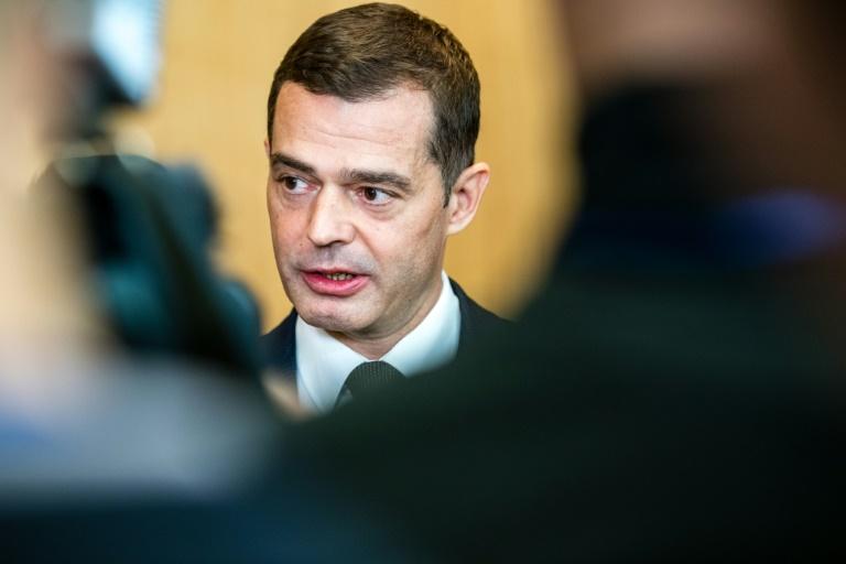 Mohring will vor AfD-Stimmen für FDP-Politiker Kemmerich gewarnt haben (© 2020 AFP)