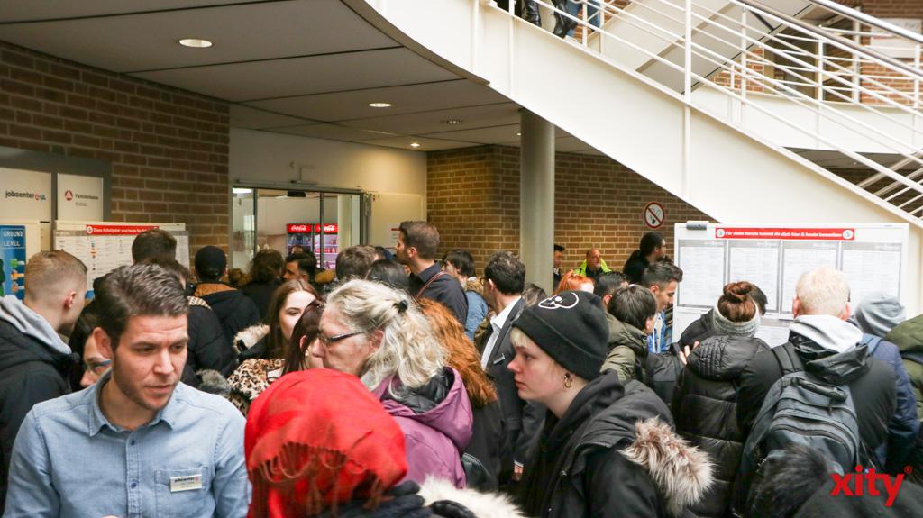 """Die Veranstaltung """"Pott und Deckel"""" war sehr gut besucht  (Foto: xity)"""