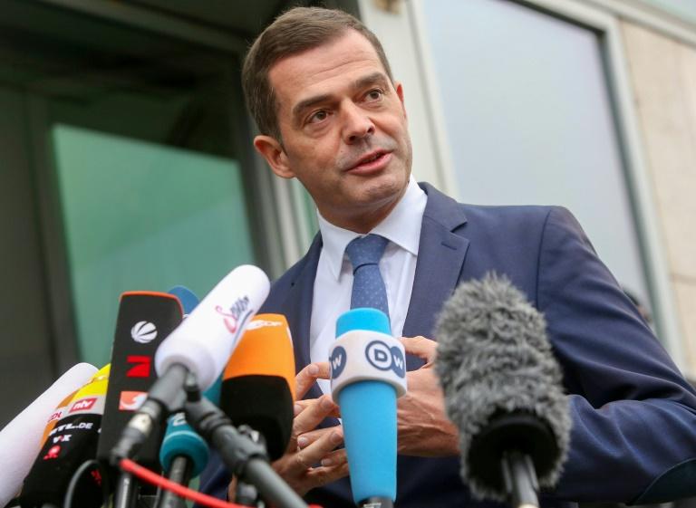 Mohring zieht sich auch als Thüringer CDU-Landeschef zurück (© 2020 AFP)