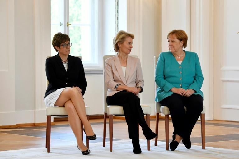Frauenunion warnt CDU vor Rückschritt im Umgang mit Frauen (© 2020 AFP)