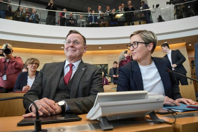 Thüringer Linken-Chefin Hennig-Wellsow bekräftigt Forderung nach Ramelow-Wahl