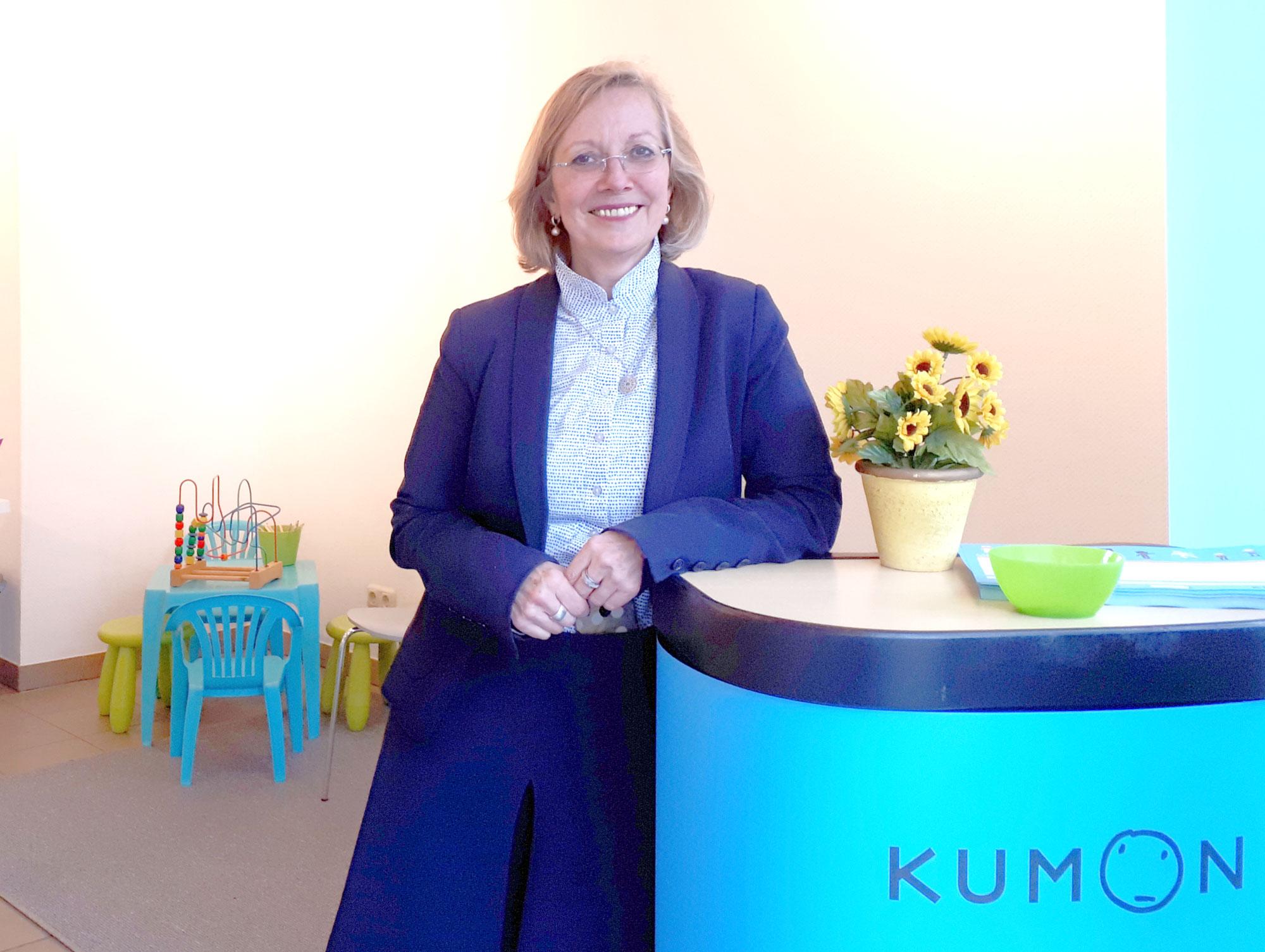 Kumon, Karin Boeker-Mahr. (Foto: SKM Rheydt e.V.)
