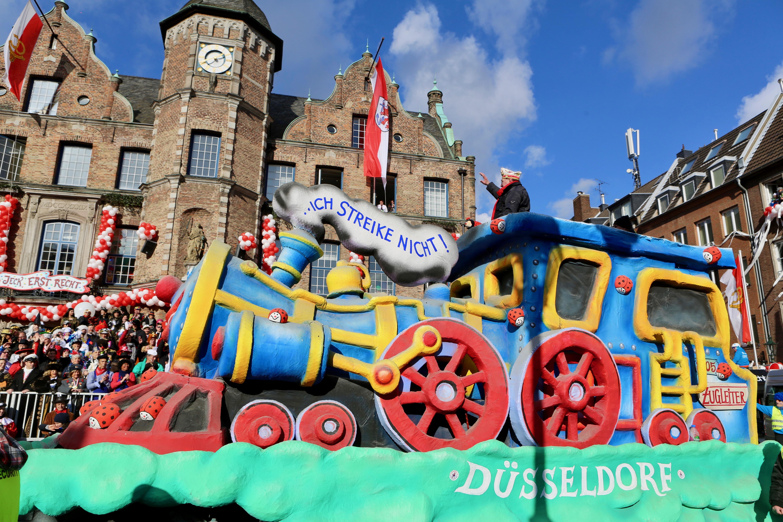 Düsseldorfer Karneval steht in den Startlöchern