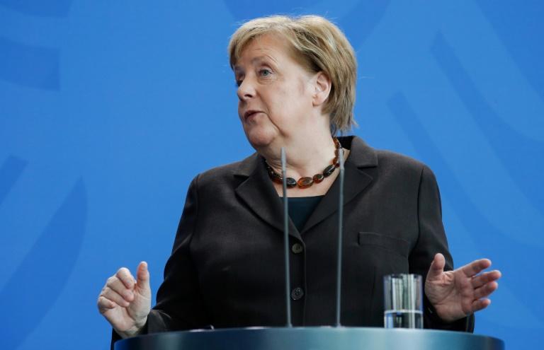 Merkel will sich nicht in Führungsdebatte der CDU einmischen