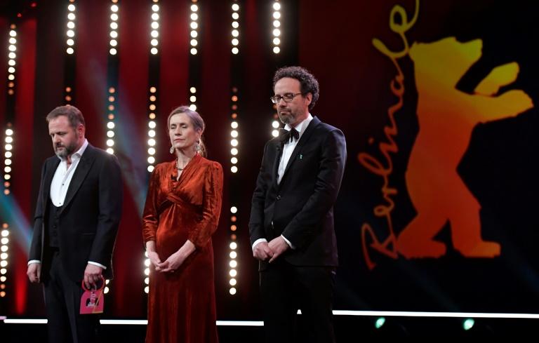 Gedenkminute bei Berlinale-Eröffnung für Opfer von Hanau