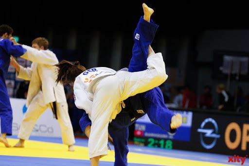 Auftakt zum Judo Grand Slam 2020