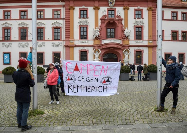 Einigung auf Neuwahlen in Thüringen im April 2021