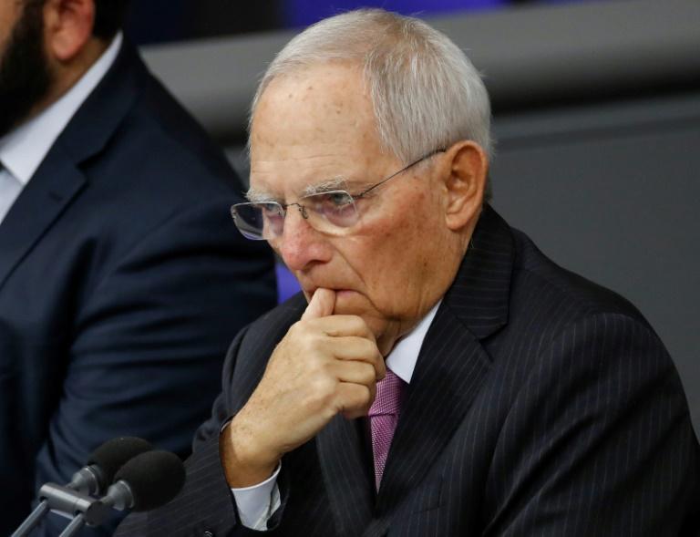 Schäuble beklagt ausufernden Sozialstaat