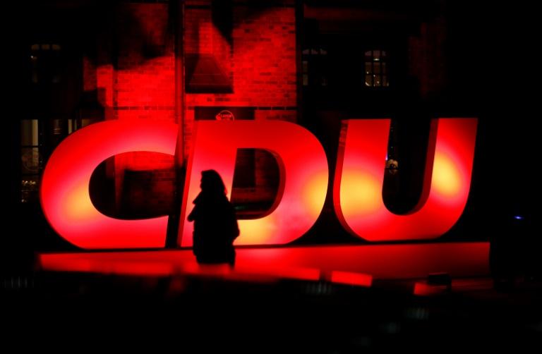 CDU plant Wahl des neuen Parteichefs im April oder Mai