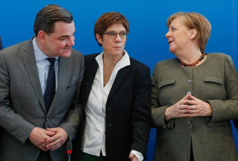 CDU-Präsidium verständigt sich auf Sonderparteitag am 25. April