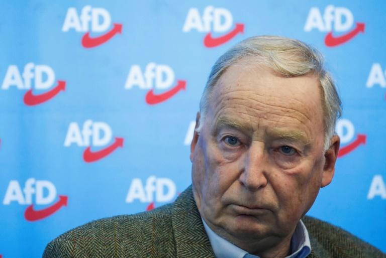 """Gauland sieht """"Hetze"""" gegen AfD nach Anschlag von Hanau"""