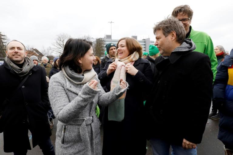 Baerbock sieht Rot-Grün in Hamburg nicht als Signal für den Bund