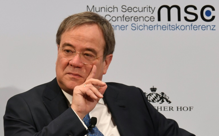 Laschet will CDU-Chef werden und Spahn Parteivize