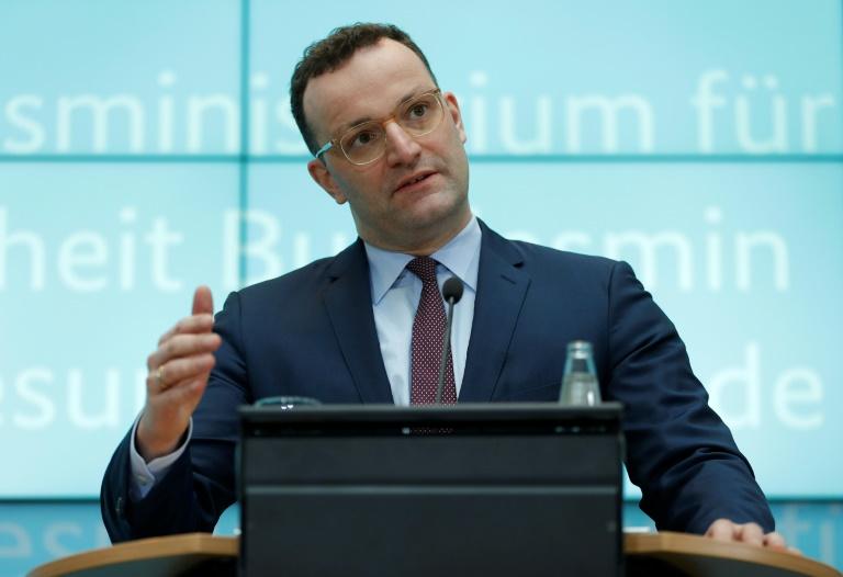 """Spahn: Deutschland steht """"am Beginn einer Coronavirus-Epidemie"""""""