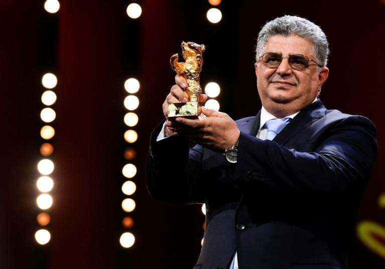 """Goldener Bär für besten Film geht an """"There Is No Evil"""" (© 2020 AFP)"""