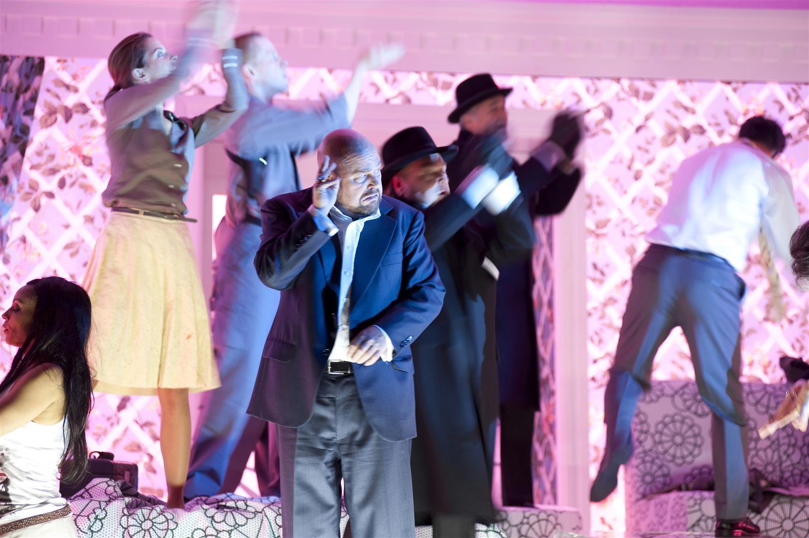 """""""Salome"""" für fünf Vorstellungen im Opernhaus"""