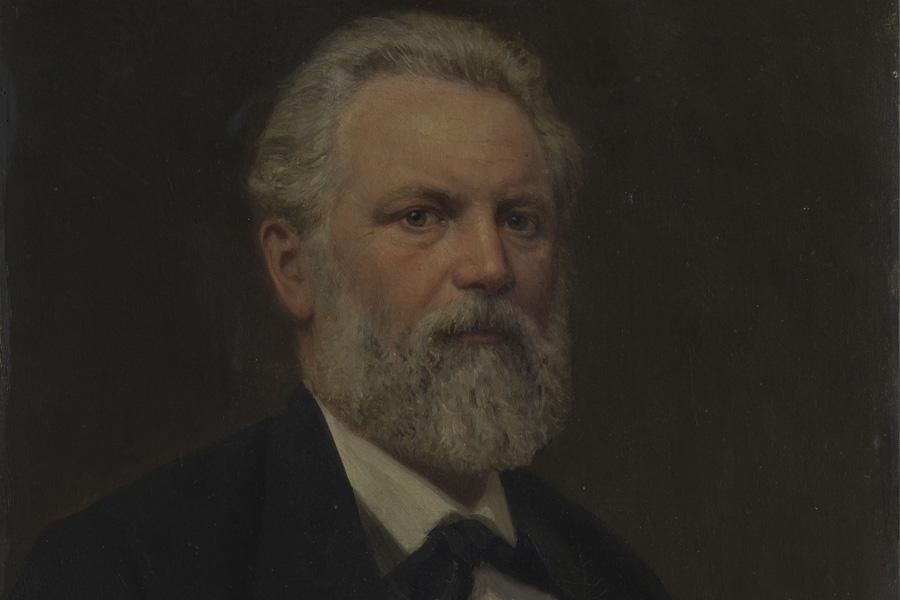 Ausstellung zu August Friedrich Siegert