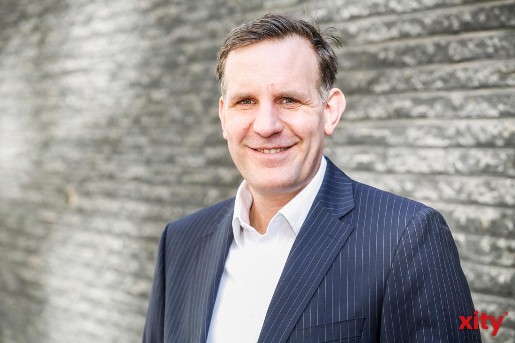 Dr. Nikolaus Paffenholz, Abteilungsleiter Recht und Steuern der IHK Düsseldorf (Foto: xity)