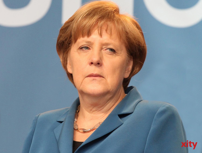 Bundeskanzlerin Angela Merkel wandte sich wegen der Coronakrise an die Bevölkerung (Foto: xity)