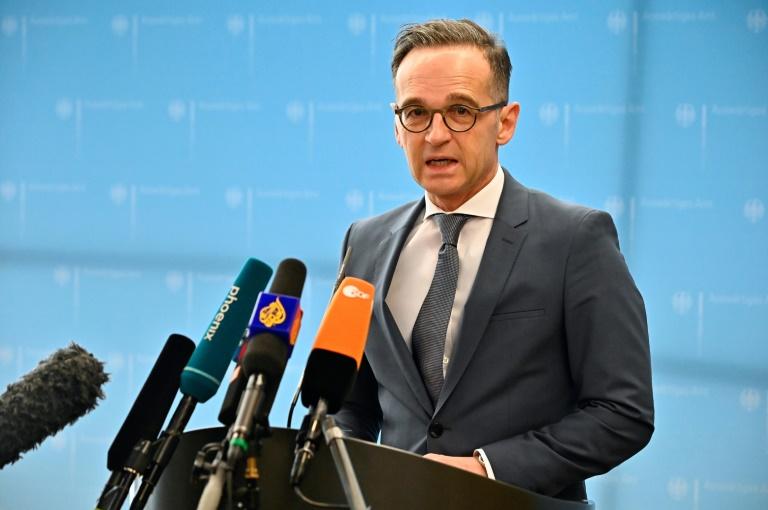Maas: Bereits 10.500 wegen Corona im Ausland gestrandete Deutsche zurückgeholt (© 2020 AFP)