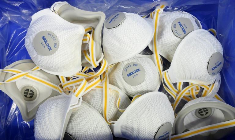 Kassenärztliche Vereinigung fordert auch für Praxen in Coronakrise Rettungsschirm (© 2020 AFP)