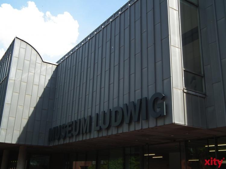 Um eine Ausbreitung des Corona-Virus zu verhindern, ist das Museum Ludwig zurzeit geschlossen. (Foto: xity)