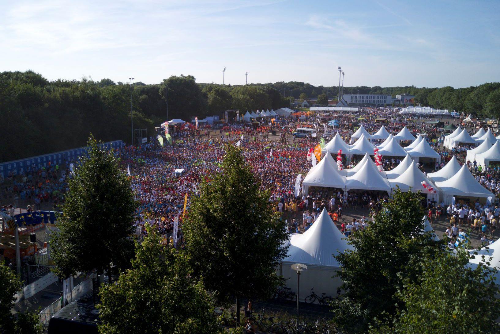 Der Leipziger Firmenlauf wurde vorsorglich zur Überwindung der aktuellen Schwierigkeiten verschoben. (Foto: Media City Leipzig)
