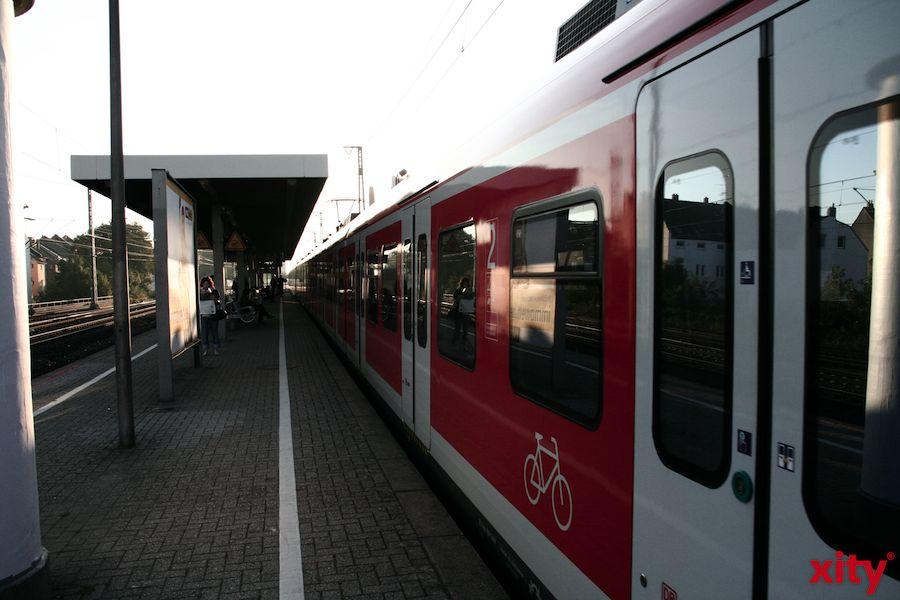 Sonderfahrplan für Schienenverkehr in NRW gilt ab Samstag (Foto: xity)