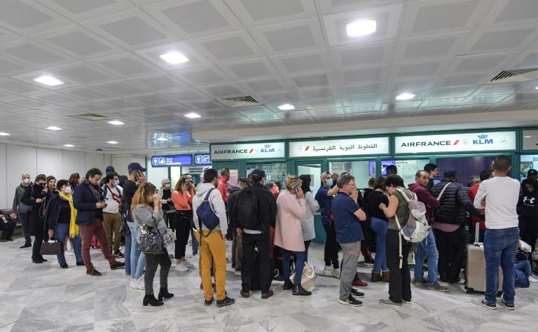 Maas: Bereits rund 30.000 gestrandete Deutsche aus dem Ausland zurückgeholt (© 2020 AFP)