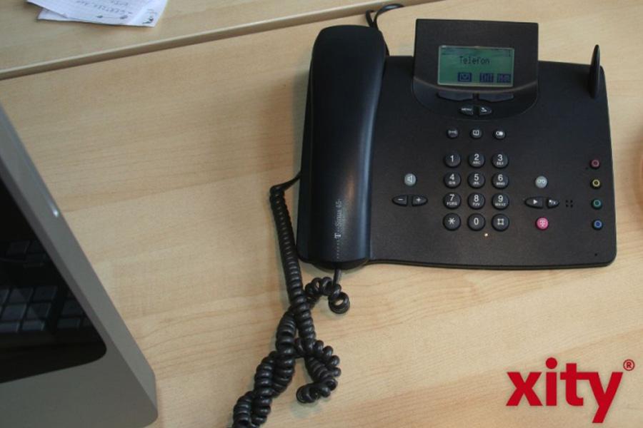Corona-Krise: Telefonischer Informationsdienst der Wirtschaftsförderung (Foto: xity)