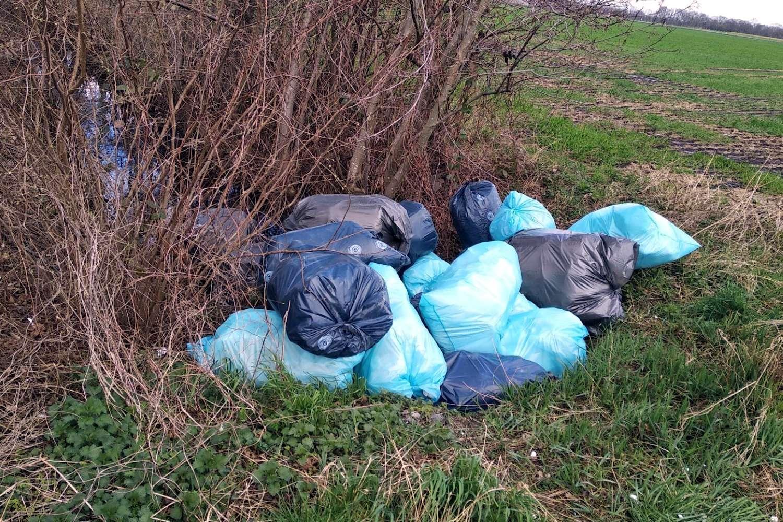 Aufgrund der Schließung des ESB-Wertstoffhofes nehmen Wilde Müllkippen in Bocholt zu. (Foto: Entsorgungs- und Servicebetrieb Bocholt)