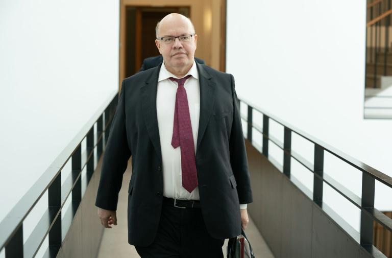 "Altmaier strebt nach Corona-Krise Rückkehr zur ""schwarzen Null"" an (© 2020 AFP)"