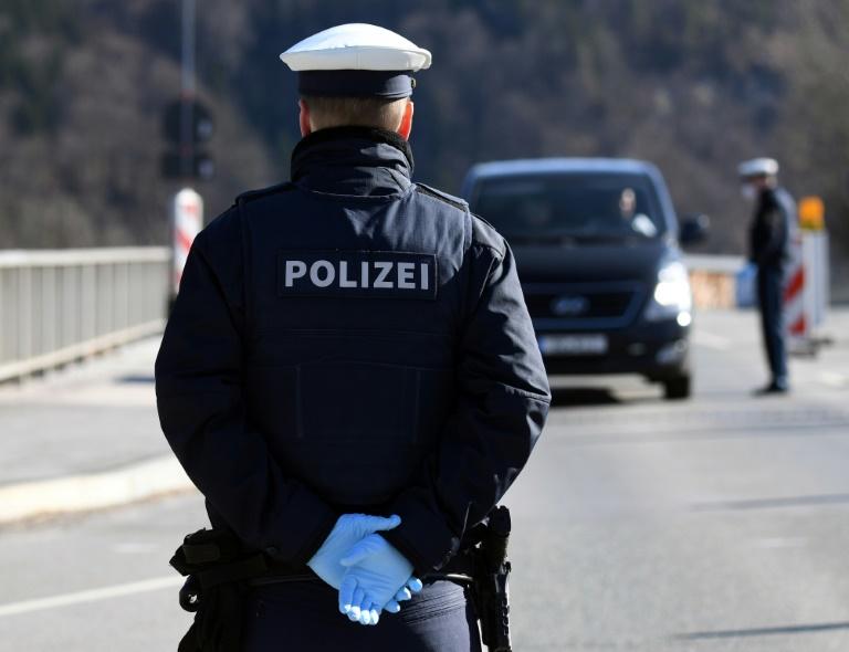 Zahl der Straftaten in Deutschland deutlich zurückgegangen (© 2020 AFP)