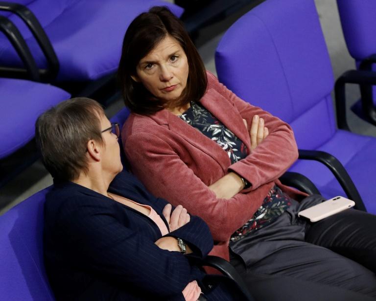 Göring-Eckardt: Bundestag wird am Mittwoch epidemiologische Lage ausrufen (© 2020 AFP)