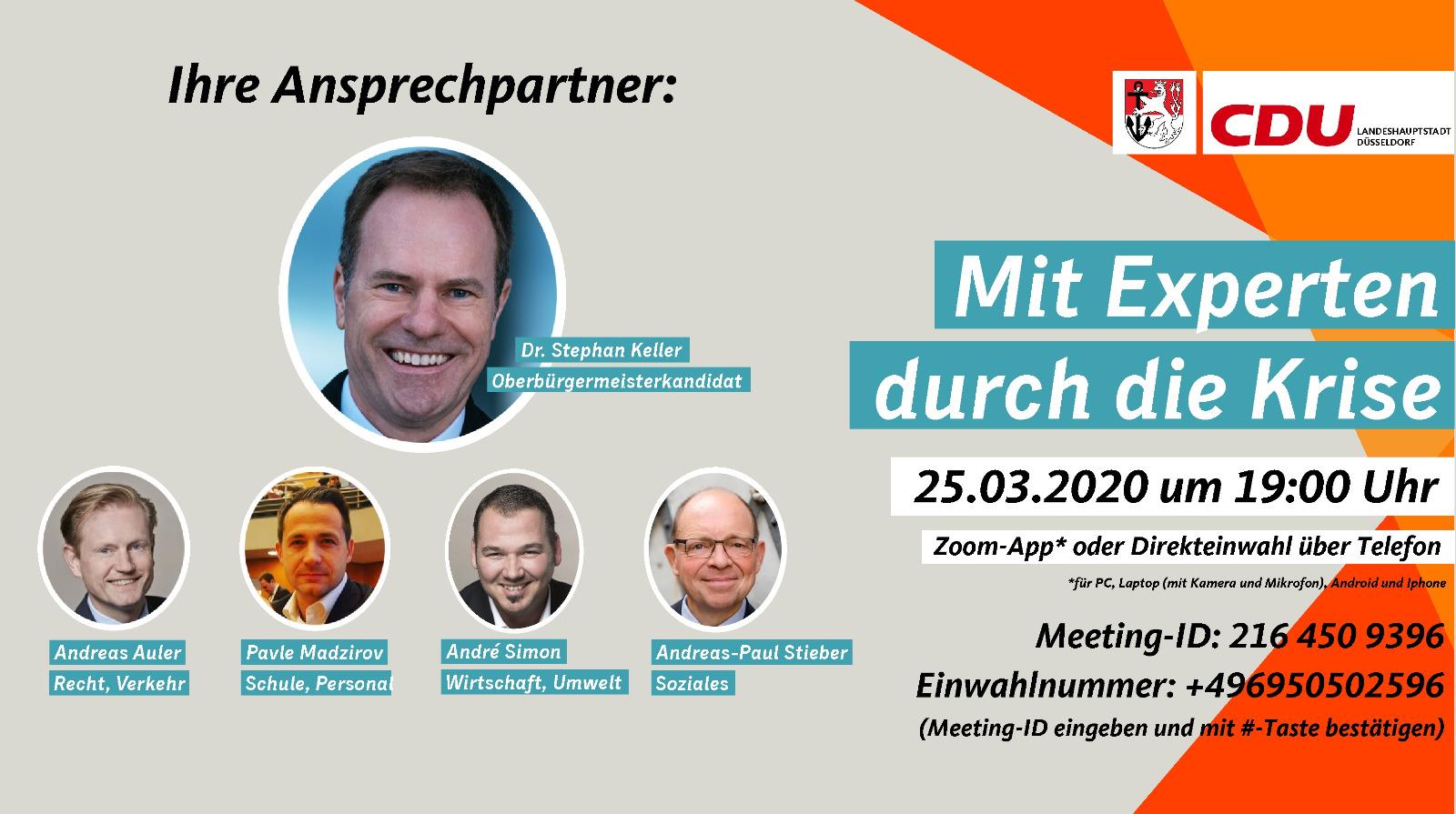 Die CDU Düsseldorf erreicht das digitale Zeitalter (Foto: xity)