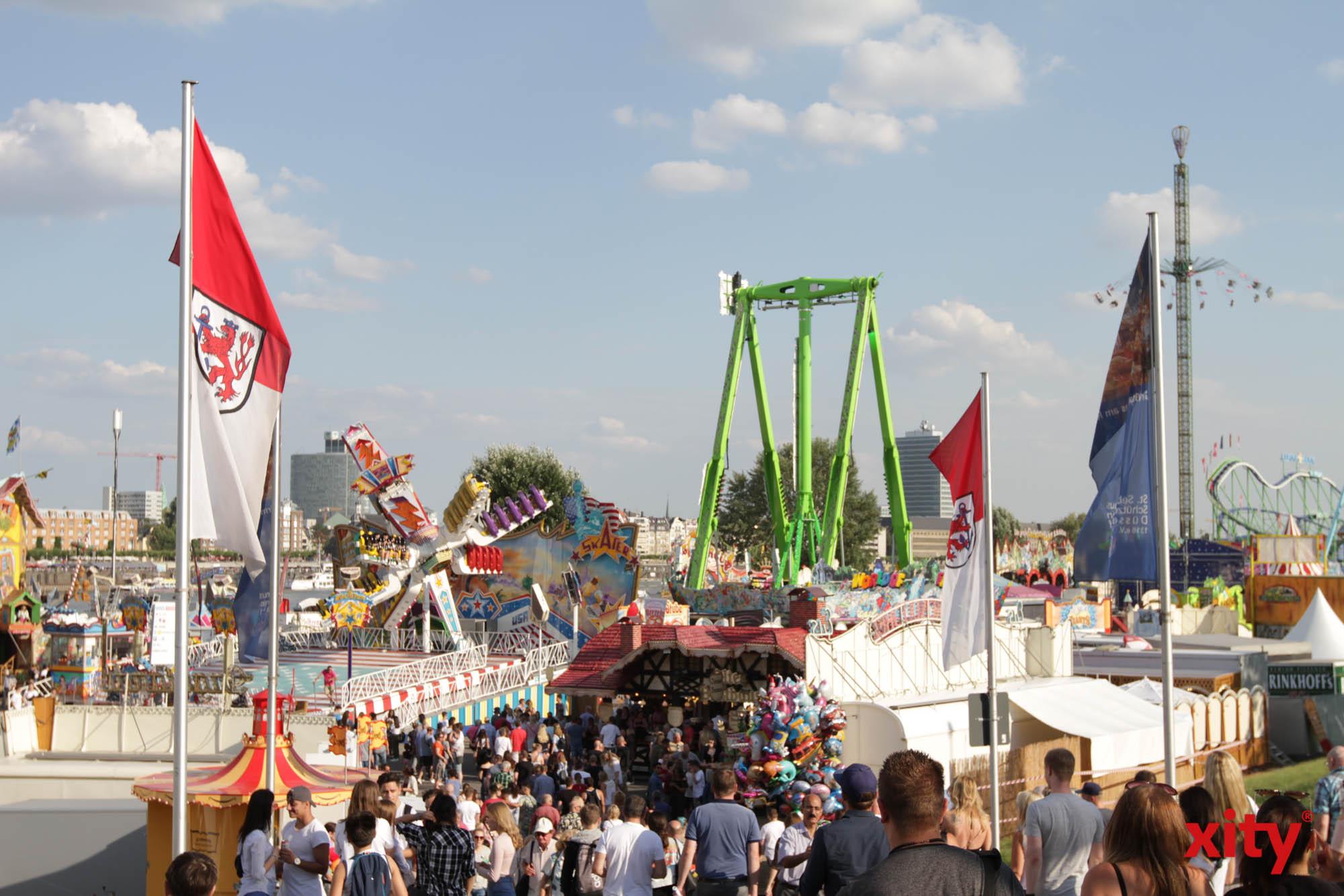 Corona-Krise: Kann die Größte Kirmes am Rhein in diesem Jahr stattfinden? (Foto: xity)