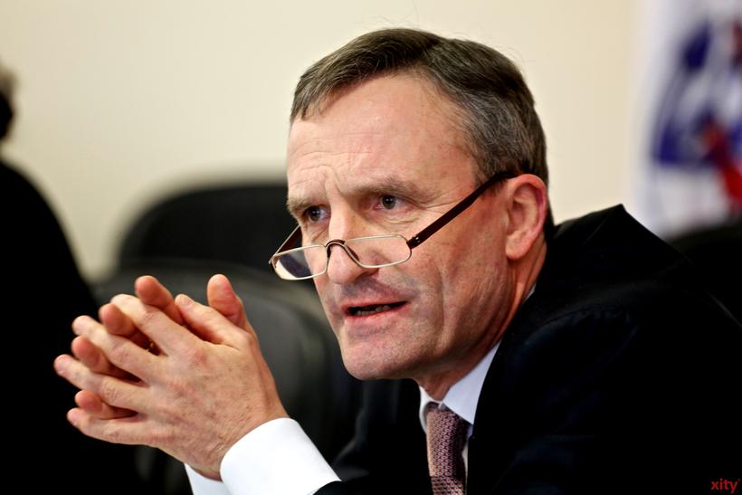 OB Thomas Geisel erntet Kritik für RP-Gastbeitrag (Foto: xity)