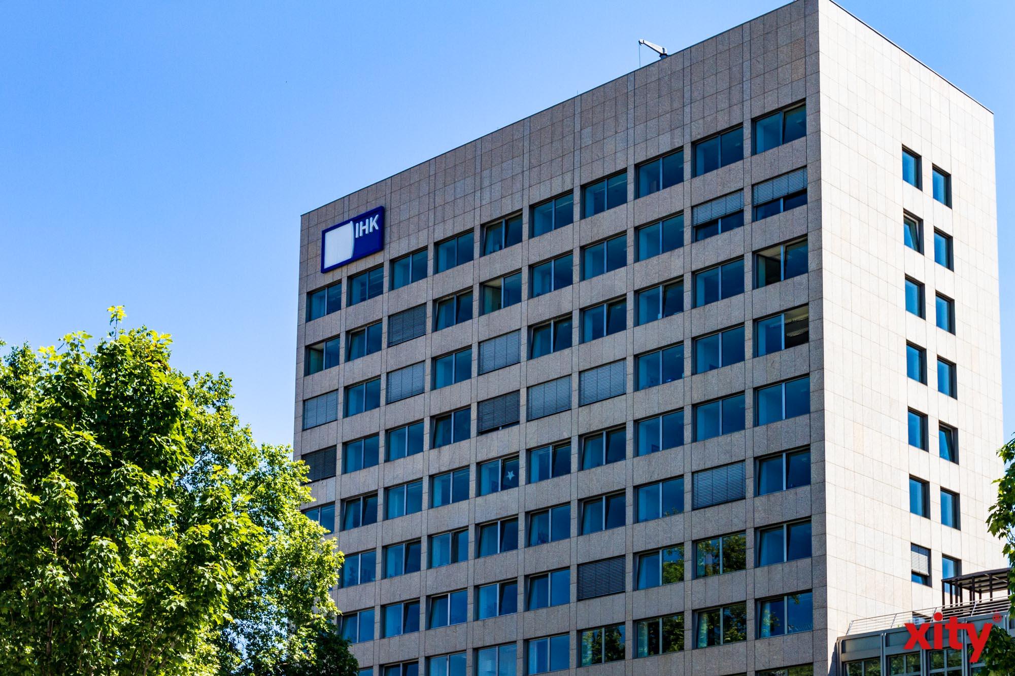 Die IHK Düsseldorf bietet Erstberatung zum Kurzarbeitergeld an. (Foto: xity)